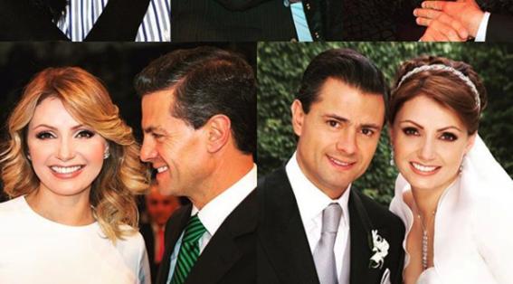 boda enrique pena nieto angelica rivera