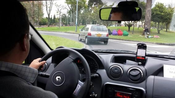 conoce la nueva forma en la que operan falsos conductores de uber quienes ofrecen el servicio pero no forman parte de la aplicacion