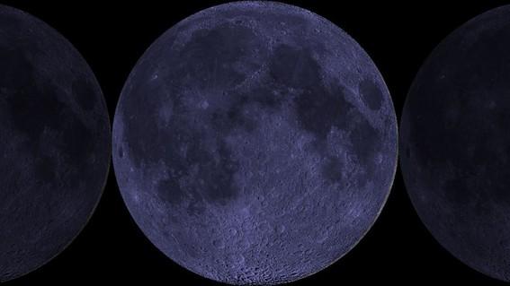 ¿que es la luna negra que veremos el 31 de julio