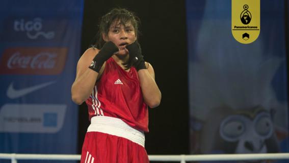 si nos apoyaran las medallas serian de oro dice la boxeadora esmeralda falcon