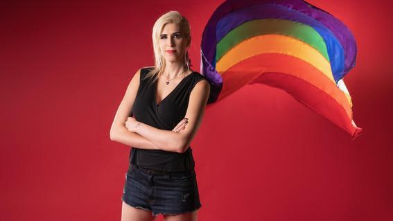 ophelia pastrana activista trans