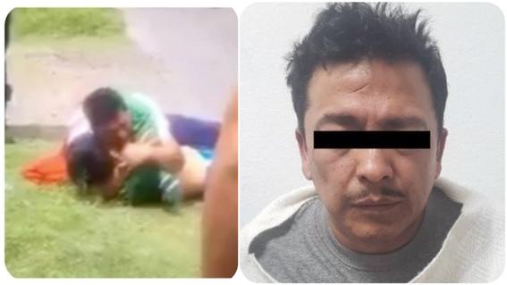 detienen a padre que llora frente a ladron abatido en ecatepec
