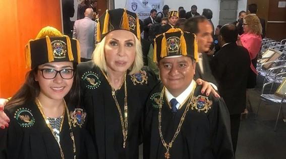 se defiende diputada sobre reconocimiento a laura bozzo en el congreso