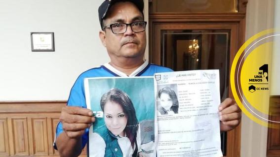 rubicela gallegos desaparece en la cdmx y su familia investiga el caso