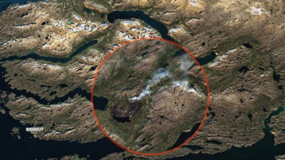 groenlandia deshielo calentamiento global