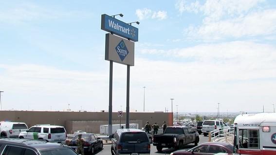 elpasoshooting tiroteo waltmart el paso texas