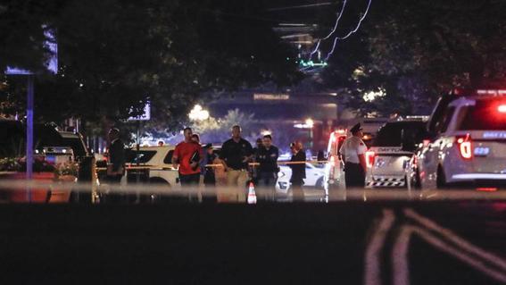 el saldo del tiroteo es de nueve personas muertas y 16 heridas luego del tiroteo registrado esta madrugada en dayton ohio