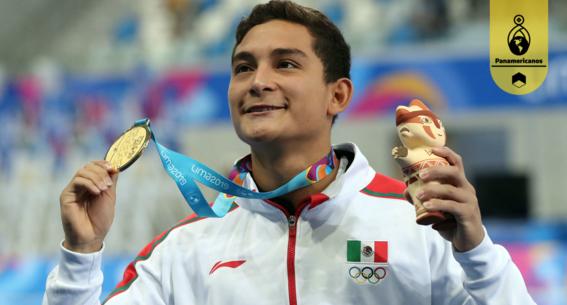 ¿quien es kevin berlin clavadista mexicano medallista de oro en panamericanos