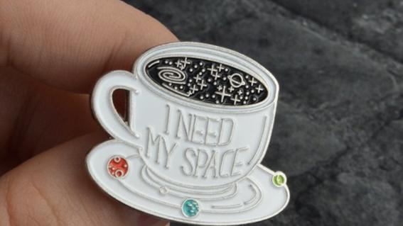 cafe y polvo estelar comparten moleculas