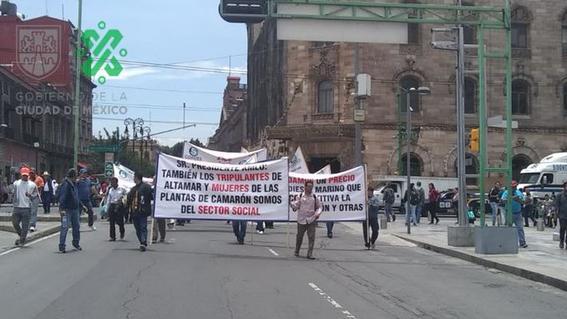 marcha campesinos frente autentico del campo