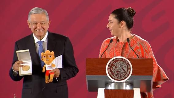 ana guevara destaca logros de atletas en panamericanos pese a grilla
