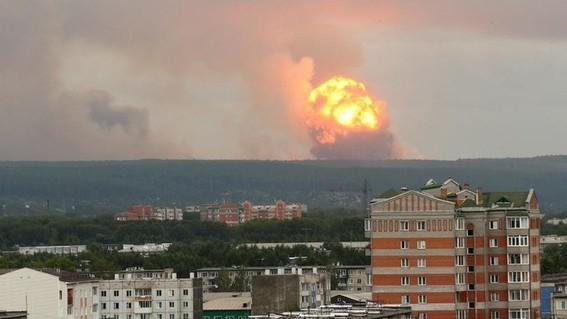 explosion misil nuclear nyonoksa rusia
