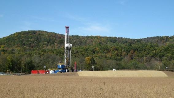 el fracking aumenta globalmente el metano atmosferico