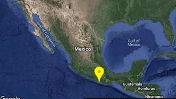 se reporta sismo con intensidad de 47 en guerrero