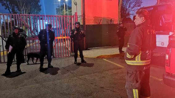 incendio en reclusorio oriente deja tres personas muertas y siete lesionadas