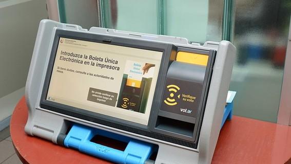 el ine anuncio que el nuevo sistema de votacion electronico estara listo para usarse en las elecciones intermedias de 2021
