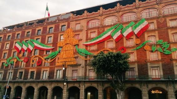 Fotos La Decoración Que Adornará Las Fiestas Patrias En El