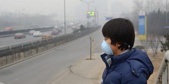 un estudio revelo que la contaminacion del aire podria estar relacionada con afecciones de salud mental principalmente depresion y trastornos bi