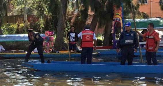 joven de 20 anos muere tras caer de trajinera en xochimilco
