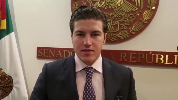 samuel garcia senador de movimiento ciudadano explico los recursos presentados por el gobernador y el secretario de gobierno de nuevo leon cont