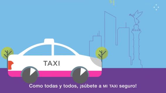 lanzan mi taxi la app para aumentar la seguridad en taxis de la cdmx