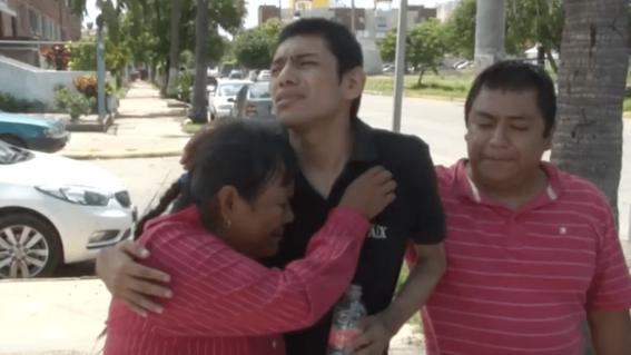 madre encuentra a su hijo tras 11 anos desaparecido