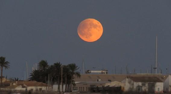 los cientificos indican que esta luna es buena para aquellas personas que se dedican a la cosecha en el mundo