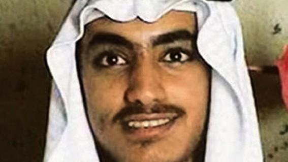 muere hamza bin laden terrorista al qaeda donald trump