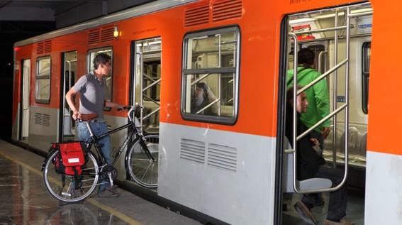 todos los dias podras entrar al metro con tu bici