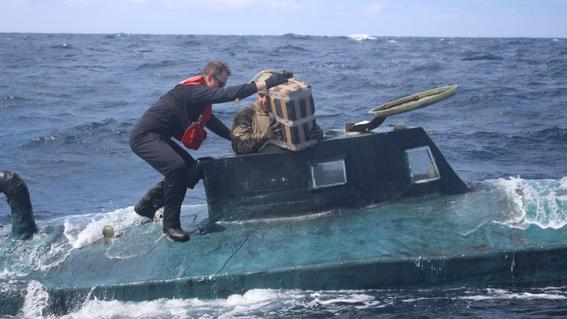 narcosubmarino estados unidos guardia costera