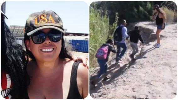 az patriots migrantes frontera mexico estados unidos