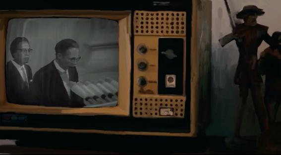 presentan olimpia primer largometraje animado sobre el movimiento del 68