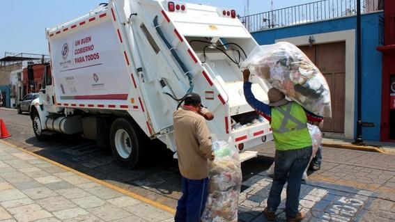multas por tirar basura calles oaxaca
