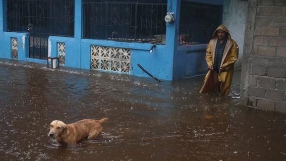 tormenta tropical narda deja un muerto en oaxaca