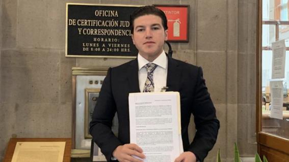samuel garcia senador movimiento ciudadano nuevo leon