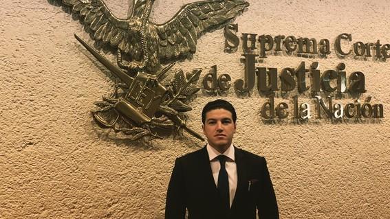 samuel garcia pide citar a eduardo medina mora por la falta de causas graves en su renuncia al cargo de ministro de la suprema corte