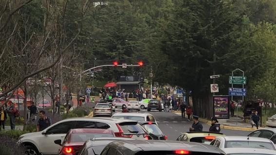 toma tus precauciones ya que los dirigentes del movimiento de taxistas advirtieron que las protestas podrian extenderse por varios dias
