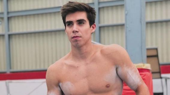 ¡A Tokio! Consigue gimnasta Daniel Corral pase a Juegos Olímpicos