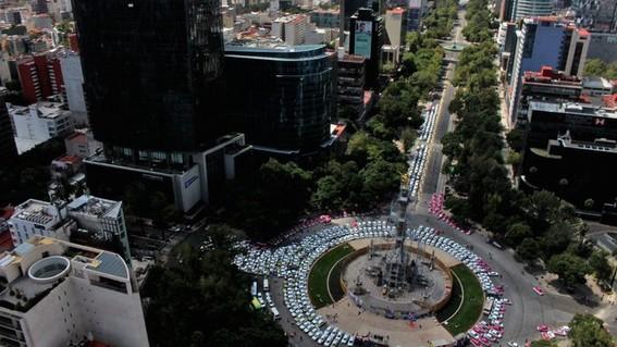 llegan acuerdo segob taxista manifestacion