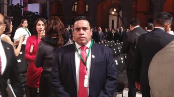 emilio manzanilla tellez diputado federal uso de armas de fuego