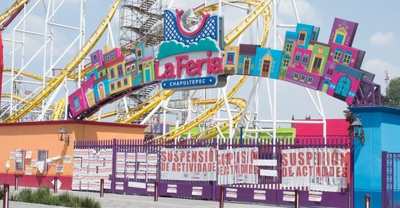 Anuncian el cierre definitivo de la Feria de Chapultepec