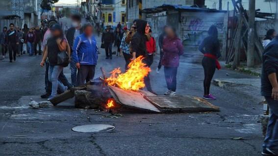 protestas ecuador lenin moreno