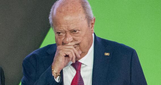 el lider petrolero se encuentra bajo investigacion por los delitos de enriquecimiento ilicito y lavado de dinero