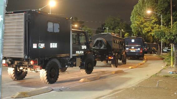 encuentran narcotuneles en operativo hecho en vecindades de tepito