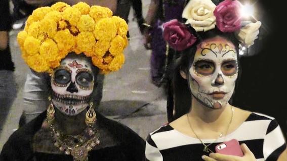 Arrancan celebraciones del Día de Muertos en la CDMX