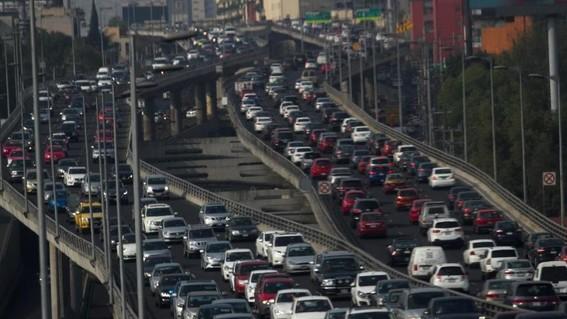 ¡no eres tu es el trafico esto es lo que dice la unam sobre los efectos del transito vehicular lento en la vida de los conductores de autos