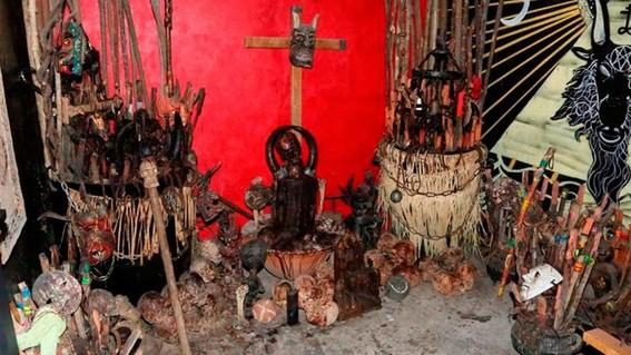 huesos de altar en tepito son de humanos confirman autoridades