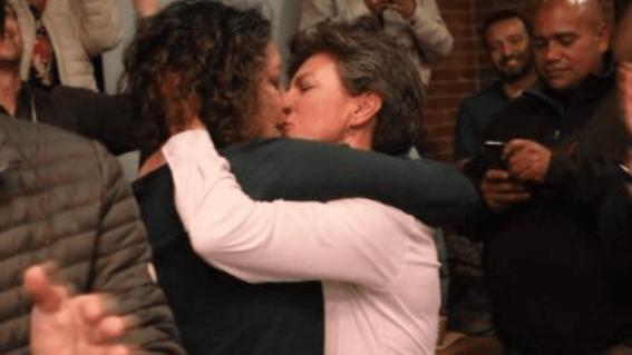 claudia lopez se convierte en la primera alcaldesa de bogota