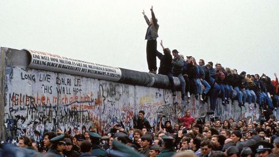 Quién Construyó El Muro De Berlín Y Cuándo Se Cayó Mundo