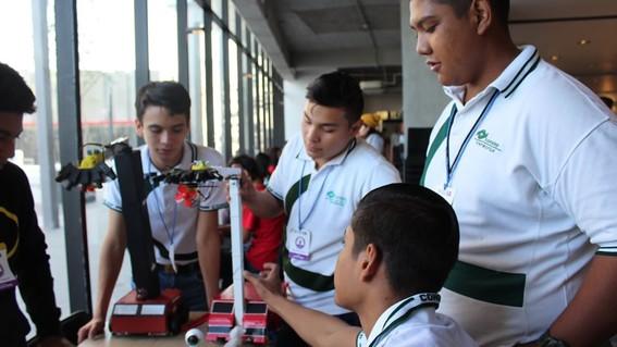 conalep campeonato robotica tokio japon roborave 2020